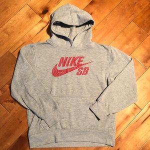 Nike Dri-Fit SB Hoodie Sweater Size Large